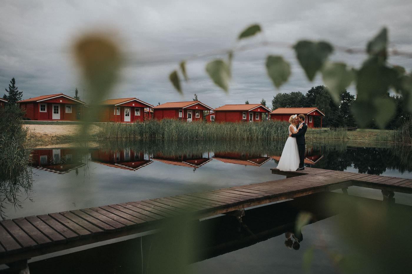 Lucyna i Michał - Wesele w Country Parku Pod Gajem 108