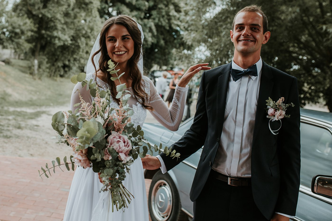 Julia & Piotr - kameralne wesele na Ranczo w Dolinie 62
