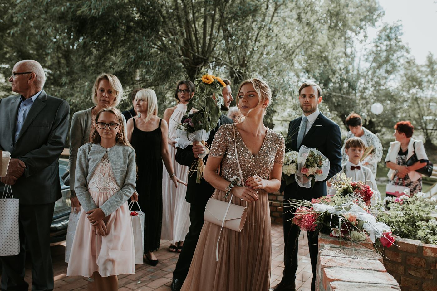 Julia & Piotr - kameralne wesele na Ranczo w Dolinie 66
