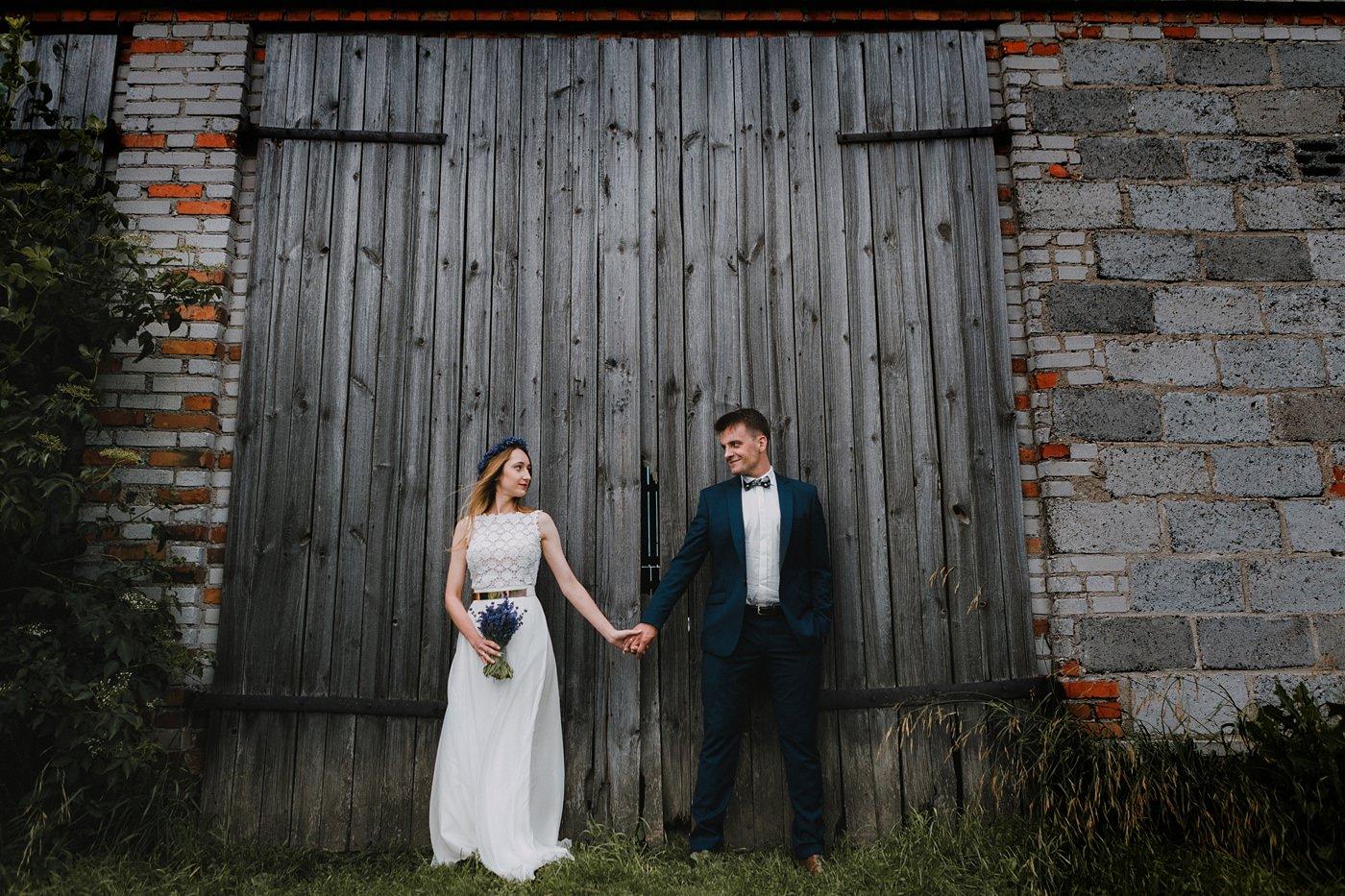 Anna i Marcin - Sesja Ślubna na Polu Lawendy 27