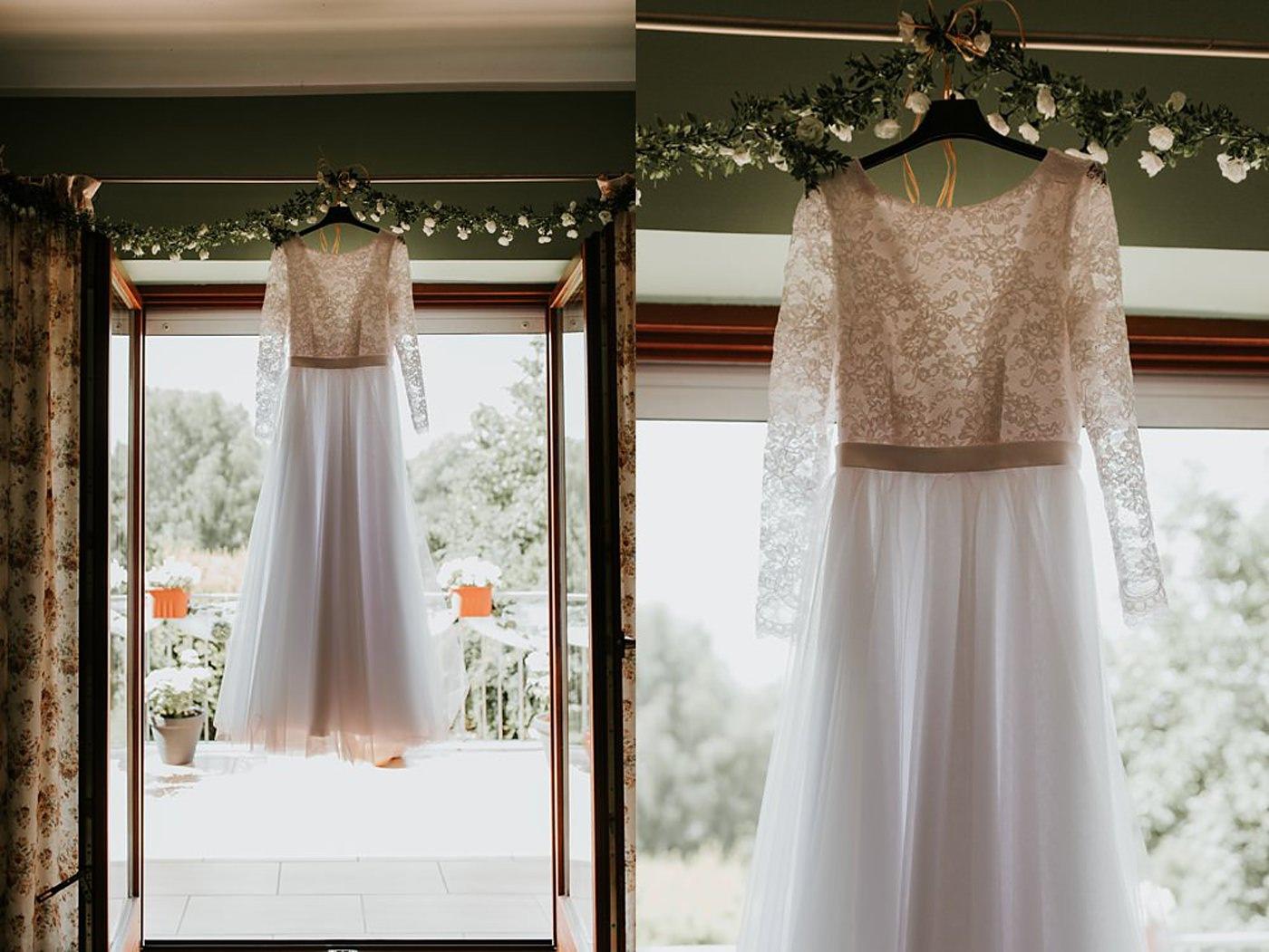 Dominika & Aleksander - Rustykalne wesele w stodole - Baborówko 3