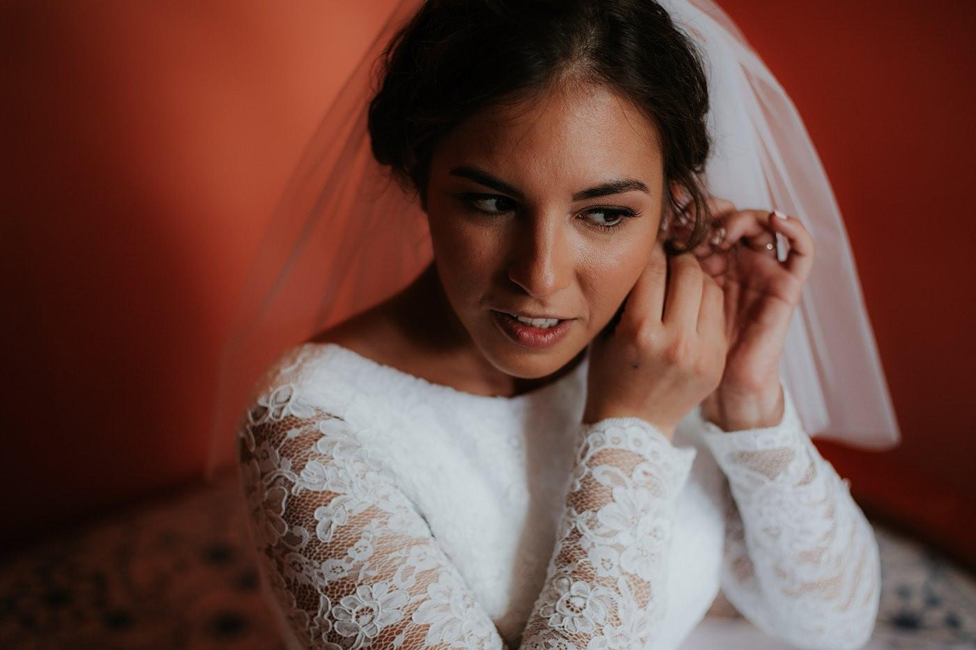 Dominika & Aleksander - Rustykalne wesele w stodole - Baborówko 7