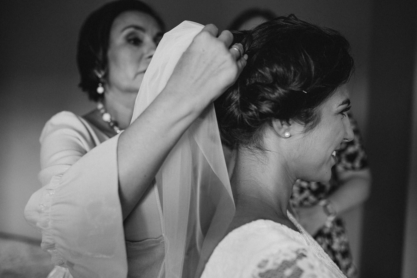 Dominika & Aleksander - Rustykalne wesele w stodole - Baborówko 8