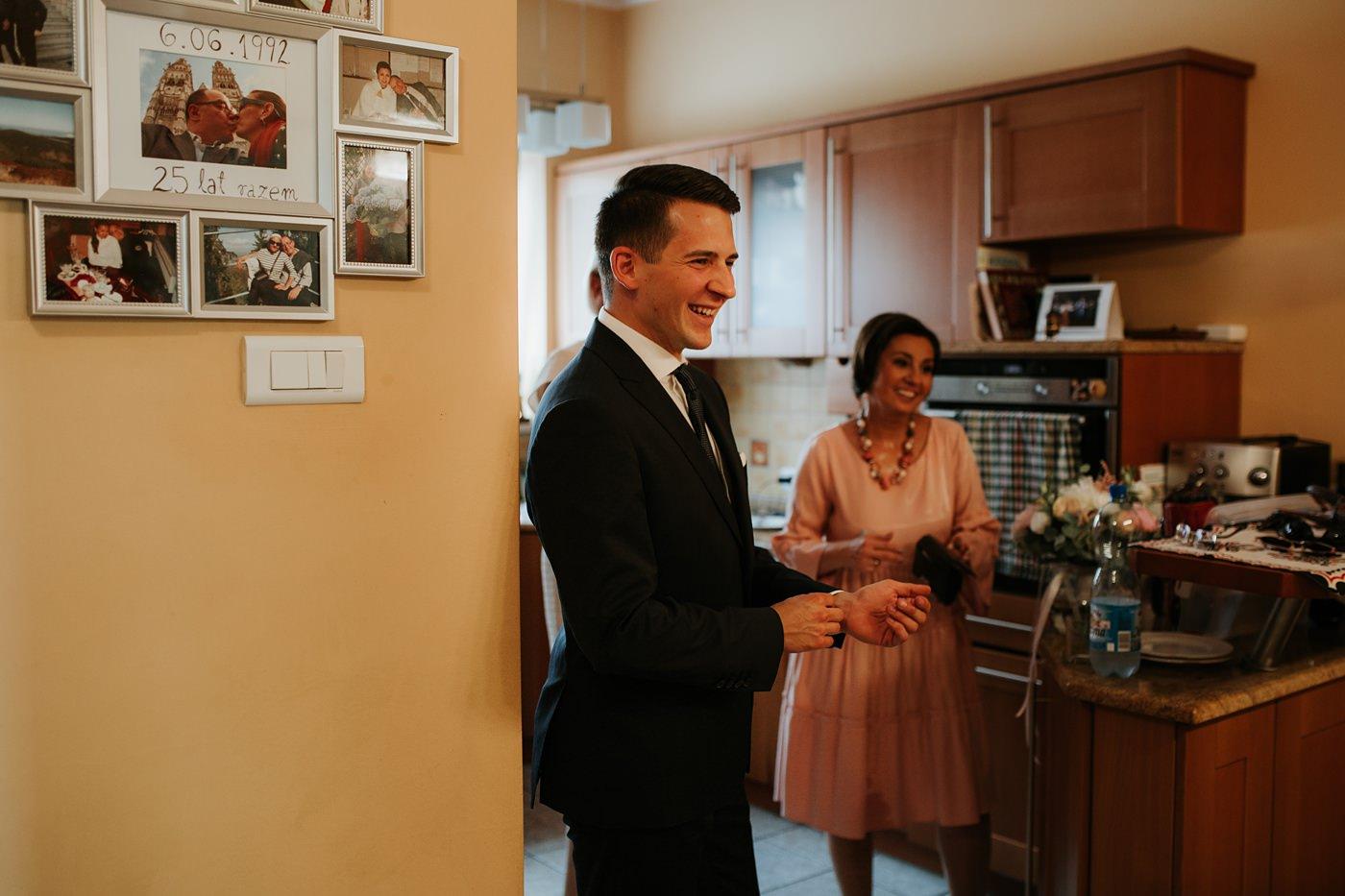 Dominika & Aleksander - Rustykalne wesele w stodole - Baborówko 16