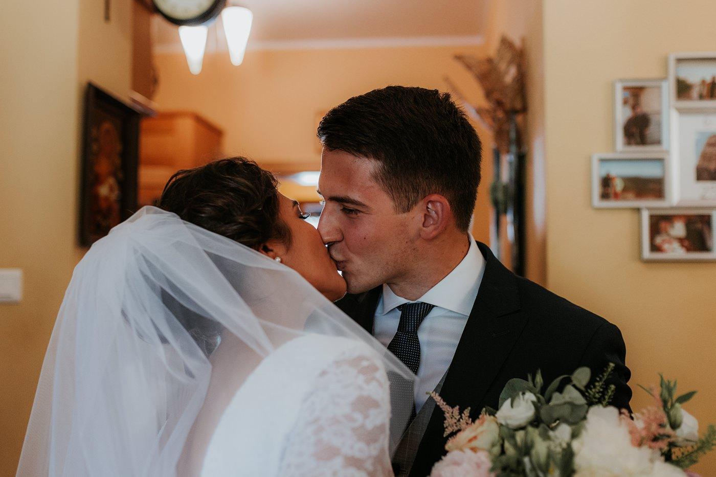 Dominika & Aleksander - Rustykalne wesele w stodole - Baborówko 22