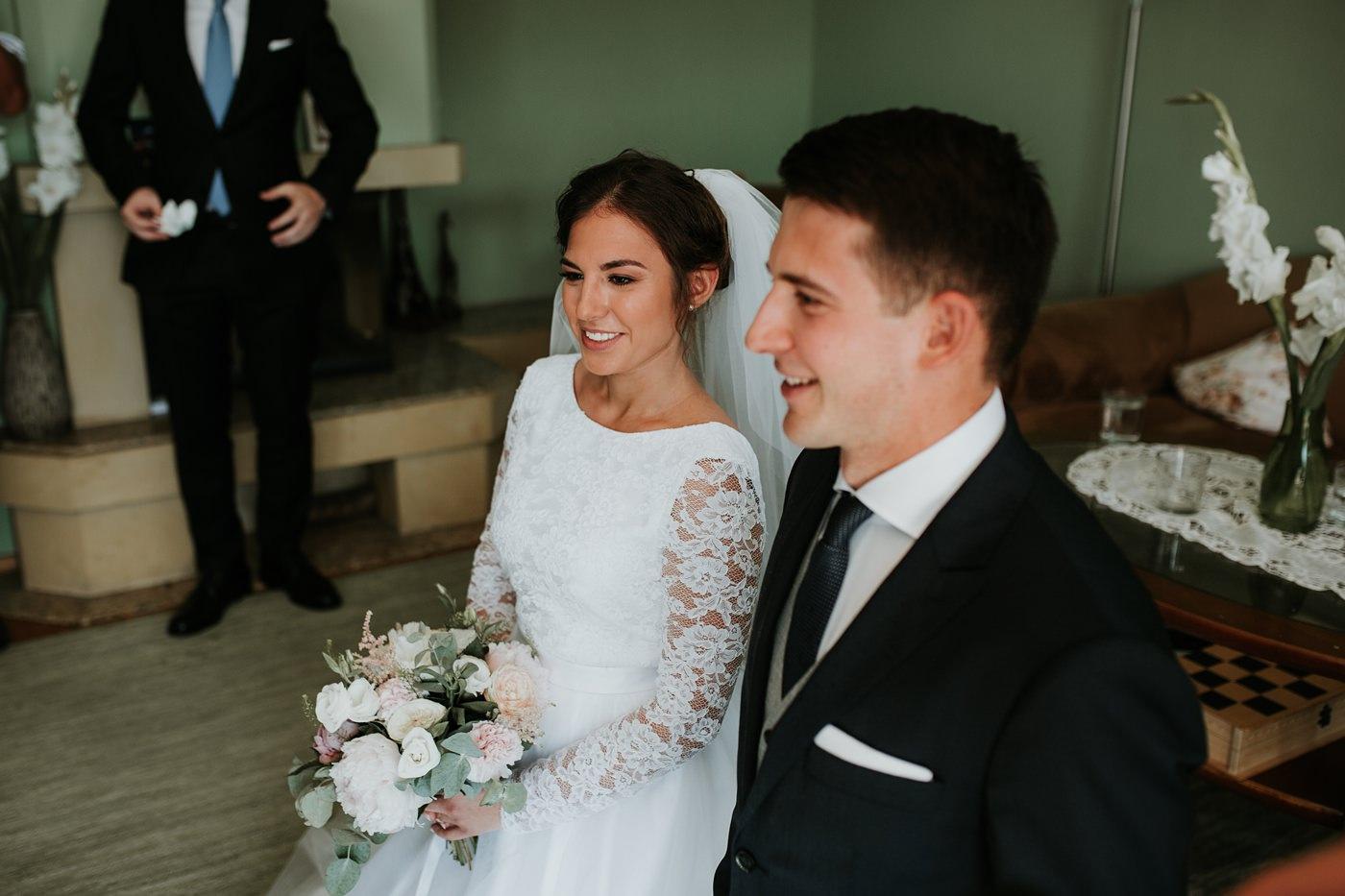 Dominika & Aleksander - Rustykalne wesele w stodole - Baborówko 29