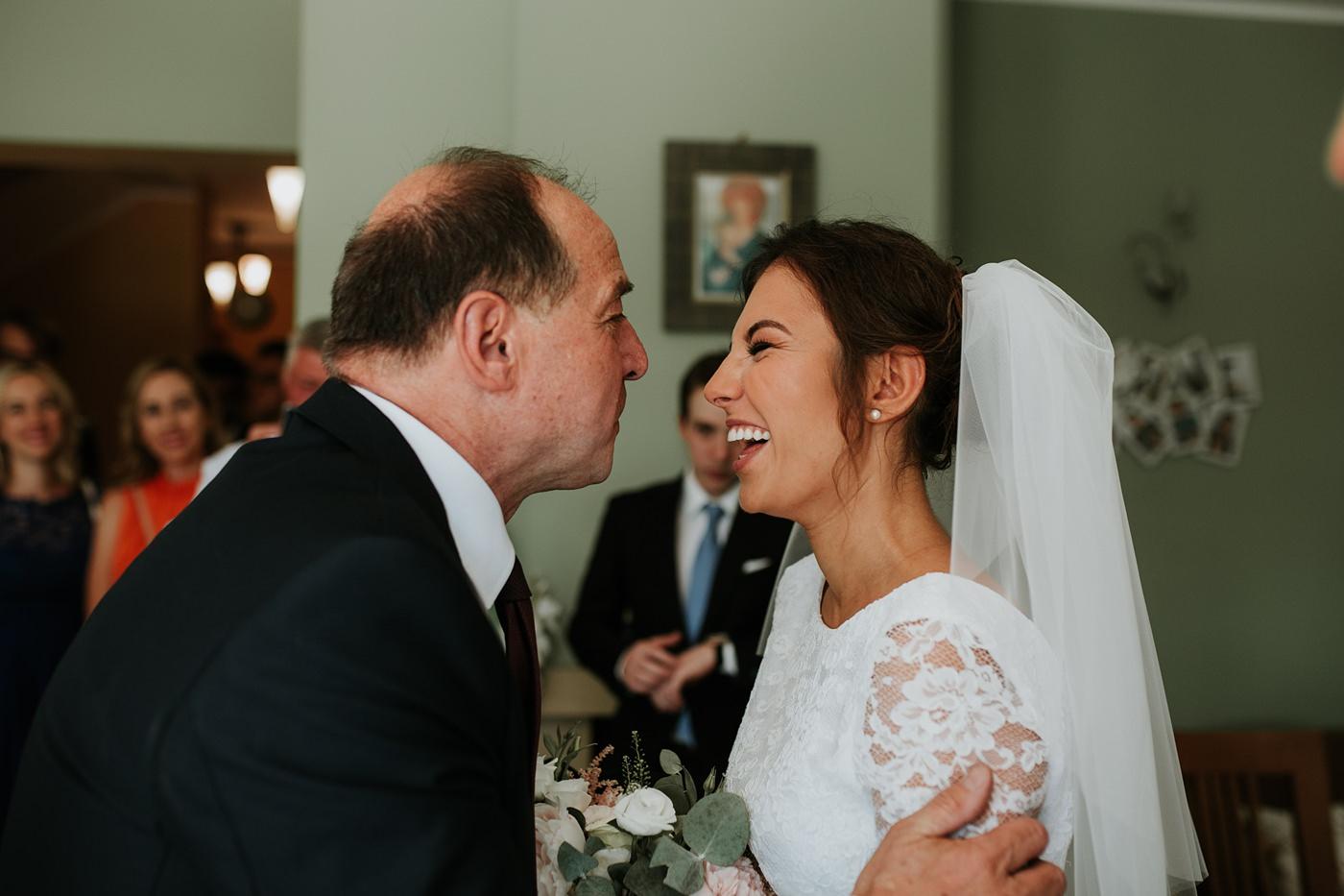 Dominika & Aleksander - Rustykalne wesele w stodole - Baborówko 30