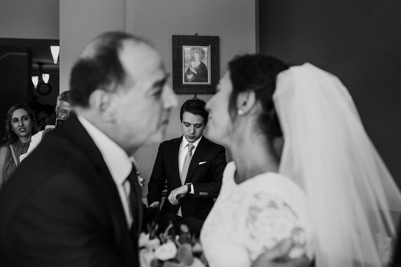 Dominika & Aleksander - Rustykalne wesele w stodole - Baborówko 33
