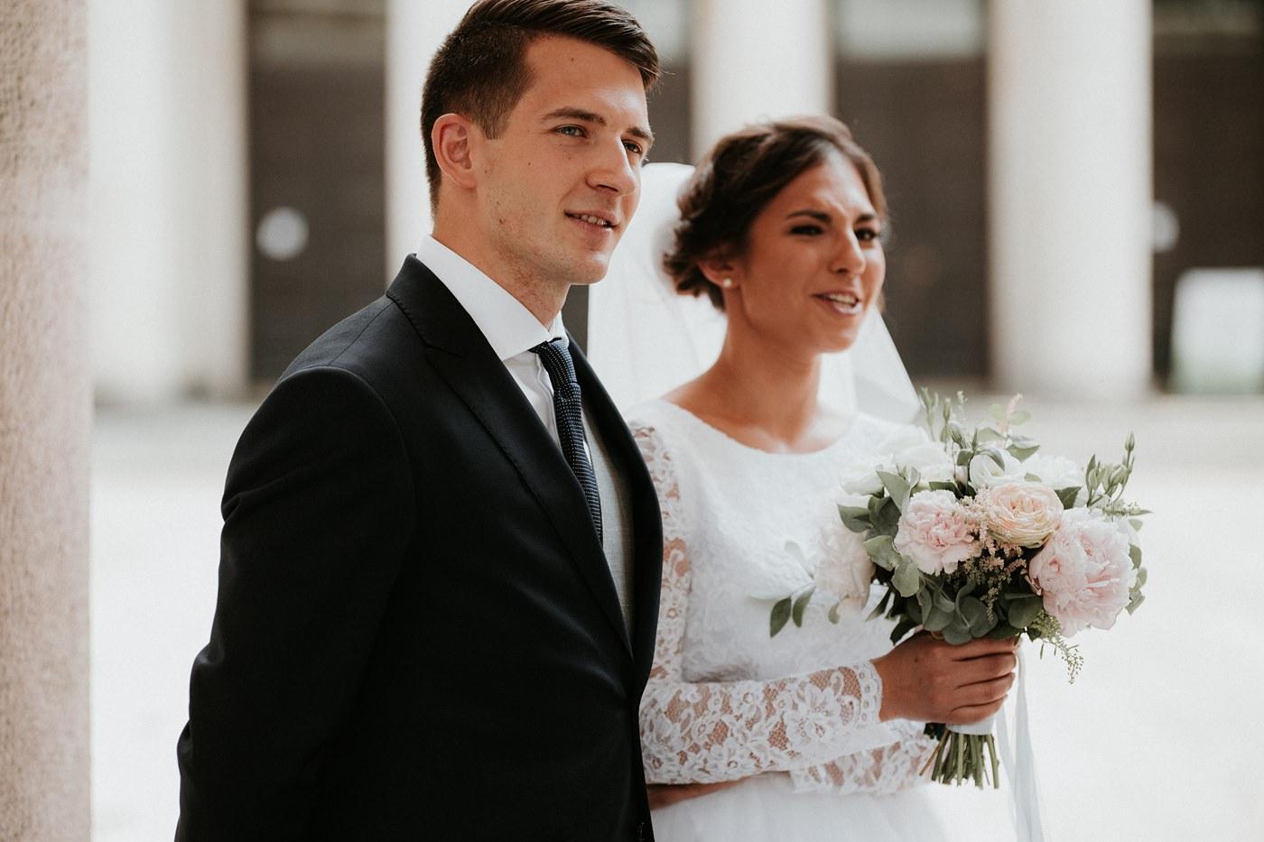 Dominika & Aleksander - Rustykalne wesele w stodole - Baborówko 37