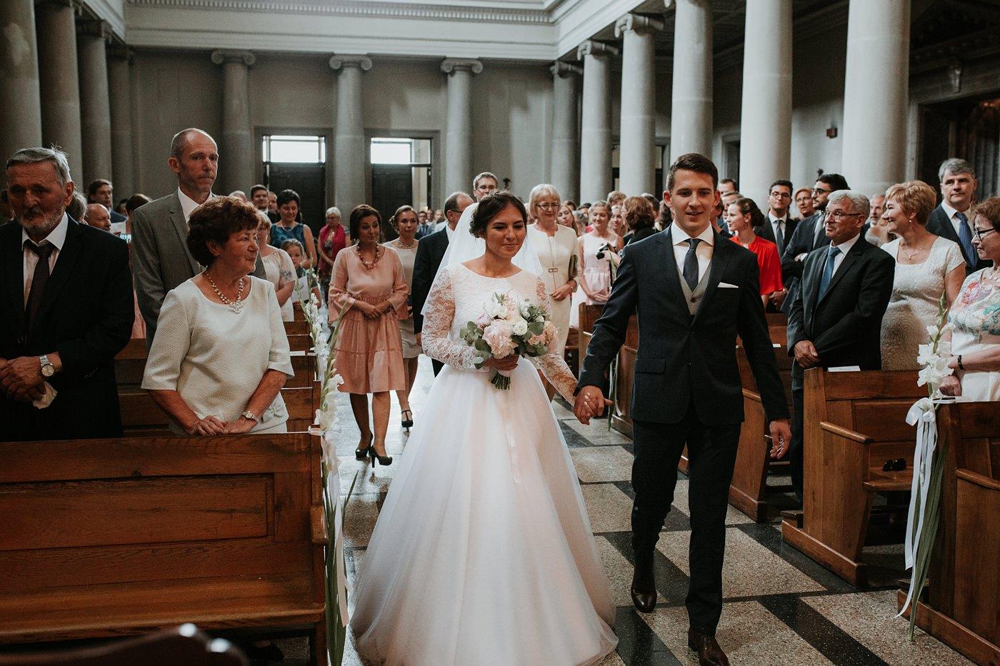Dominika & Aleksander - Rustykalne wesele w stodole - Baborówko 47