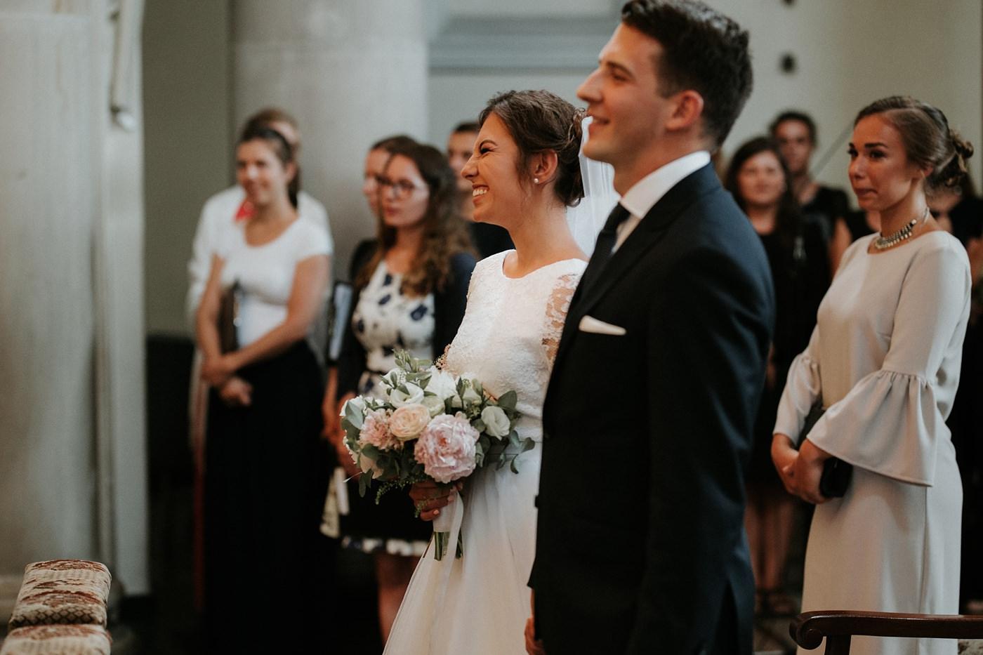 Dominika & Aleksander - Rustykalne wesele w stodole - Baborówko 48