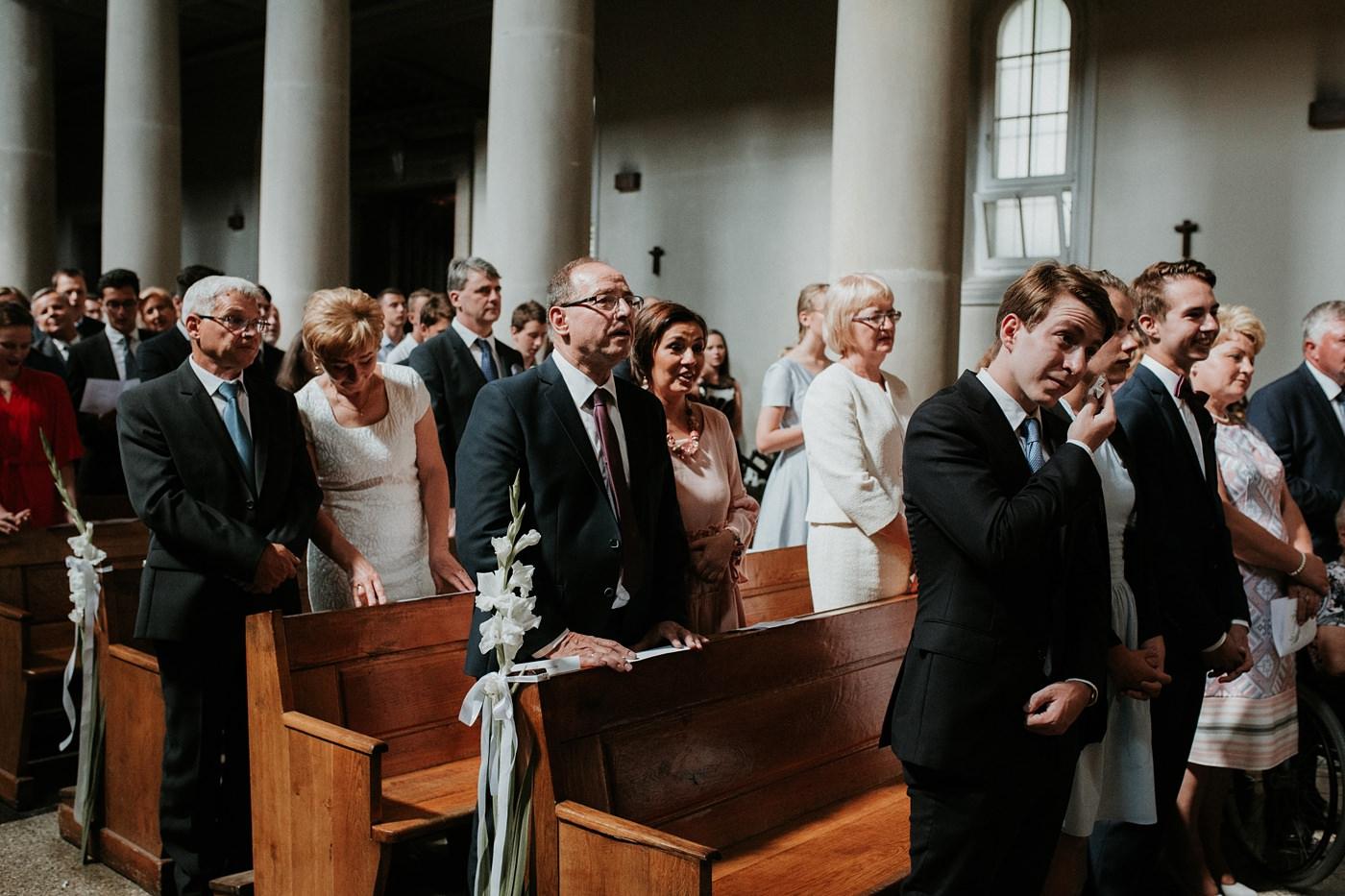 Dominika & Aleksander - Rustykalne wesele w stodole - Baborówko 57