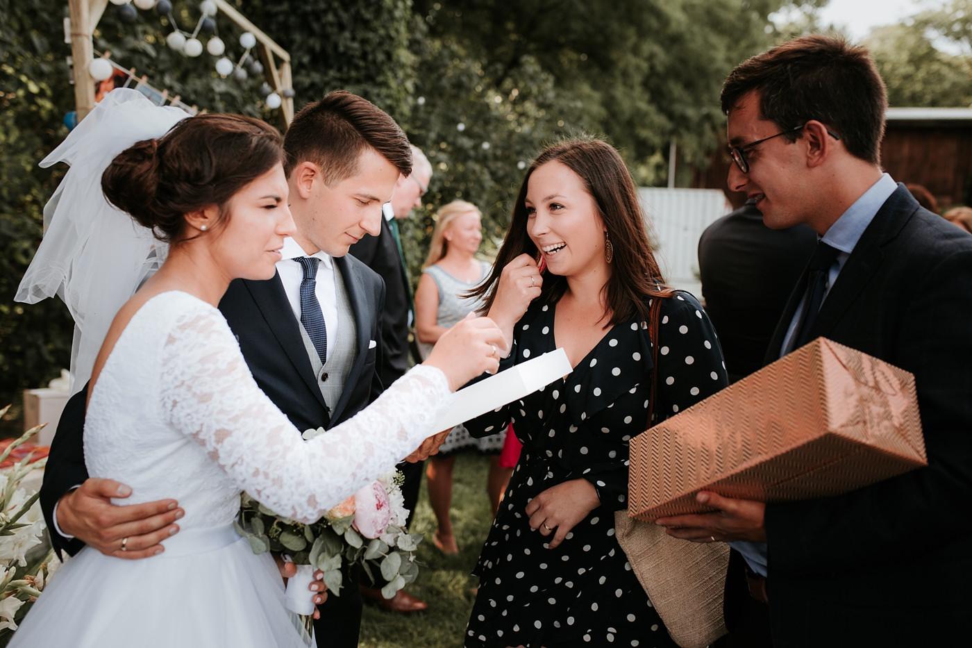 Dominika & Aleksander - Rustykalne wesele w stodole - Baborówko 82