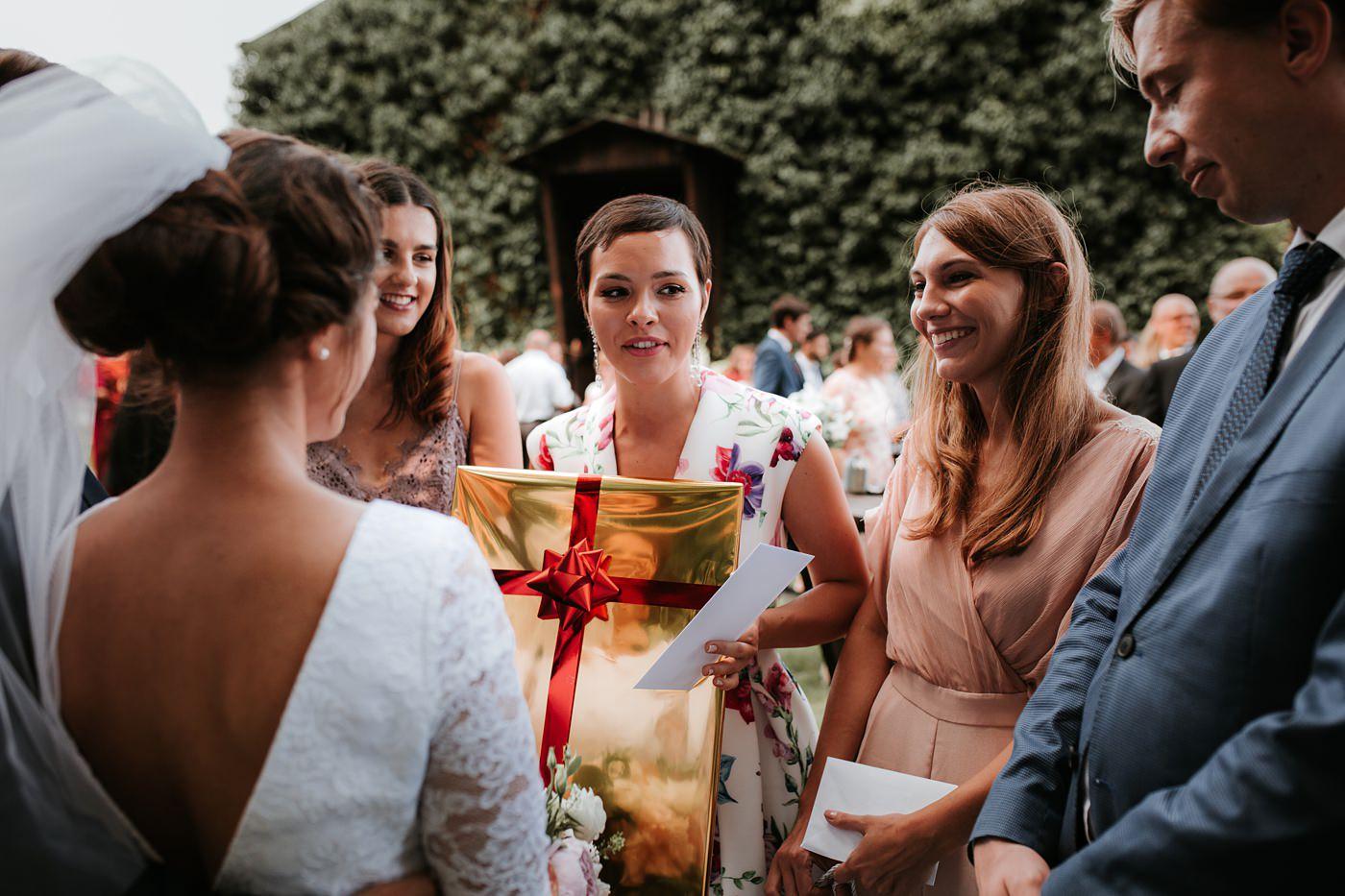 Dominika & Aleksander - Rustykalne wesele w stodole - Baborówko 83
