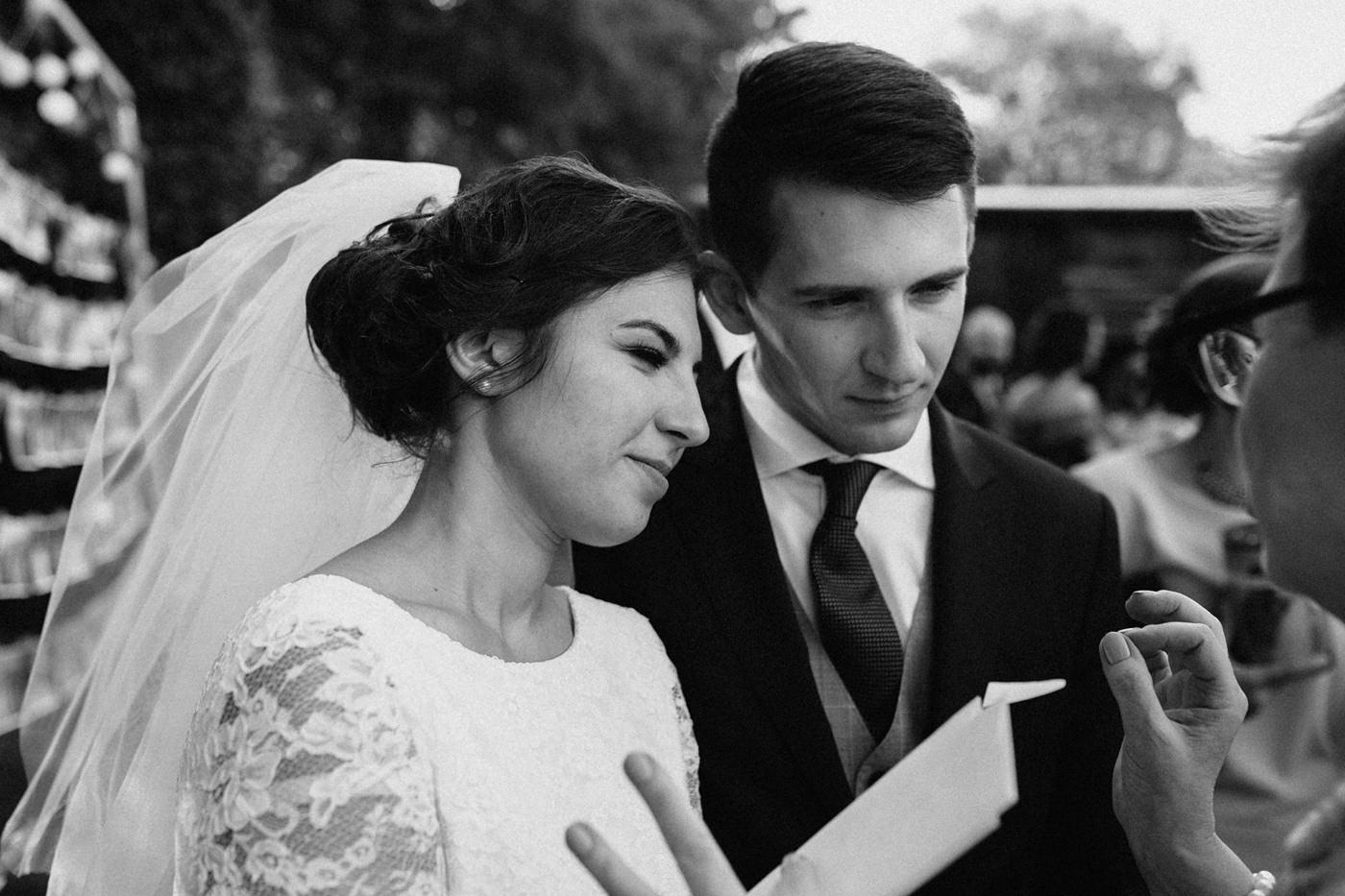 Dominika & Aleksander - Rustykalne wesele w stodole - Baborówko 91