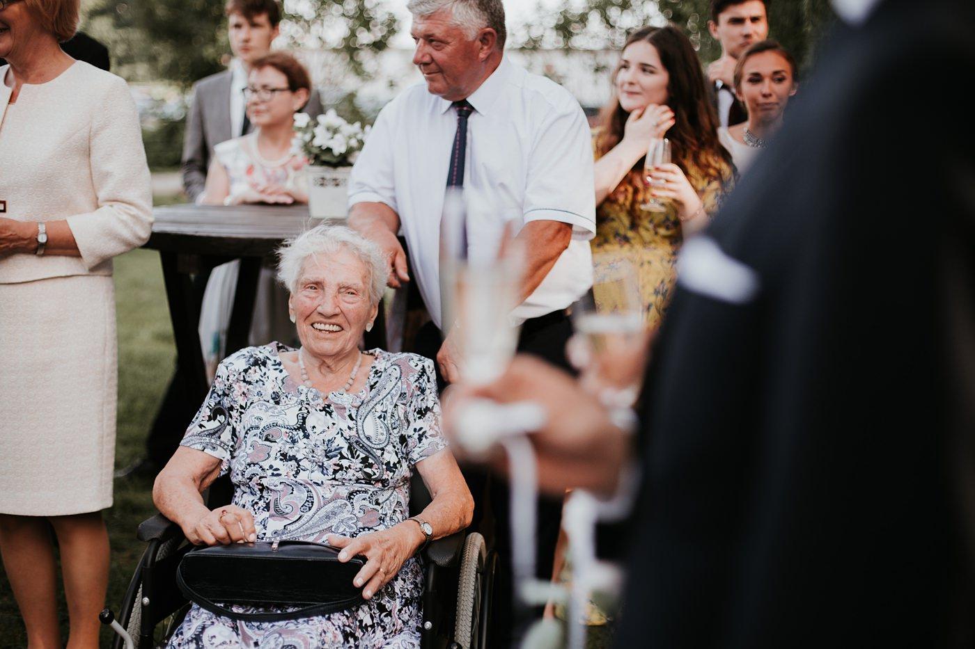 Dominika & Aleksander - Rustykalne wesele w stodole - Baborówko 94