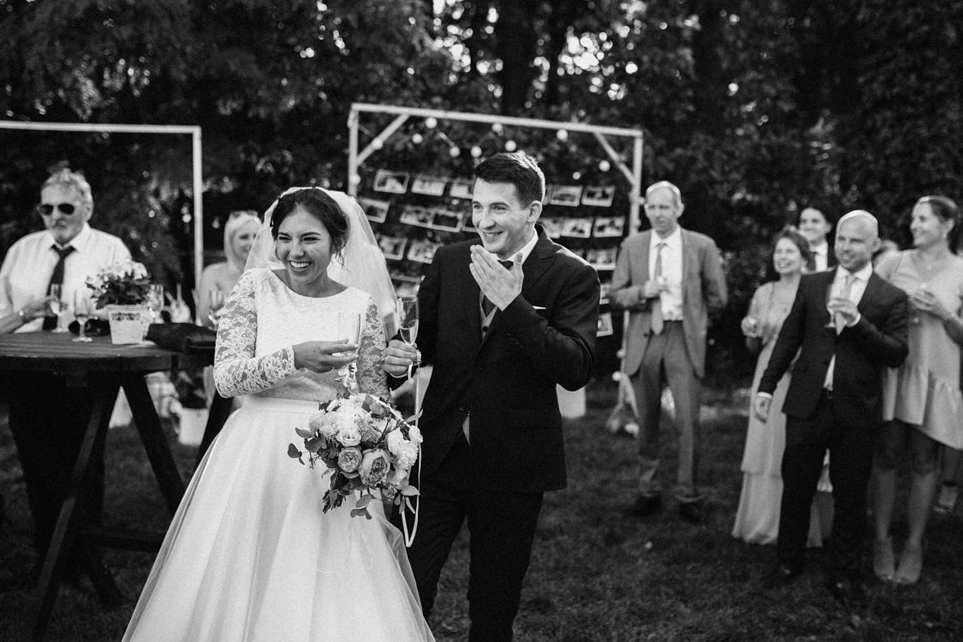 Dominika & Aleksander - Rustykalne wesele w stodole - Baborówko 96