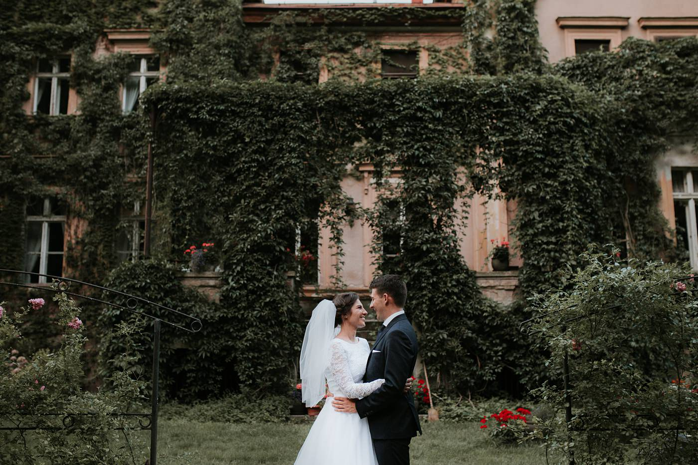 Dominika & Aleksander - Rustykalne wesele w stodole - Baborówko 103