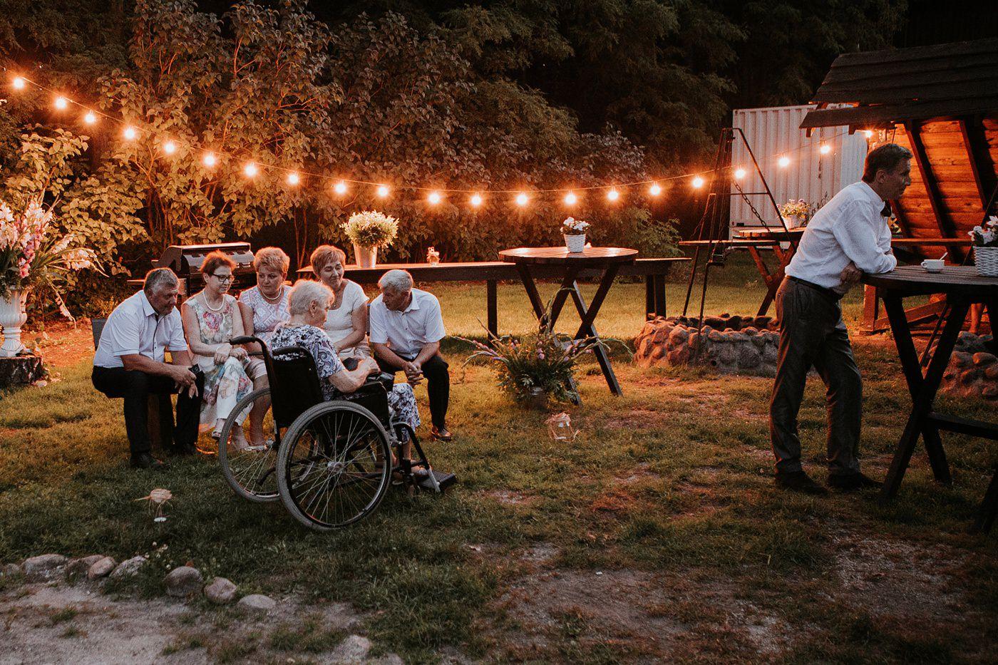 Dominika & Aleksander - Rustykalne wesele w stodole - Baborówko 114