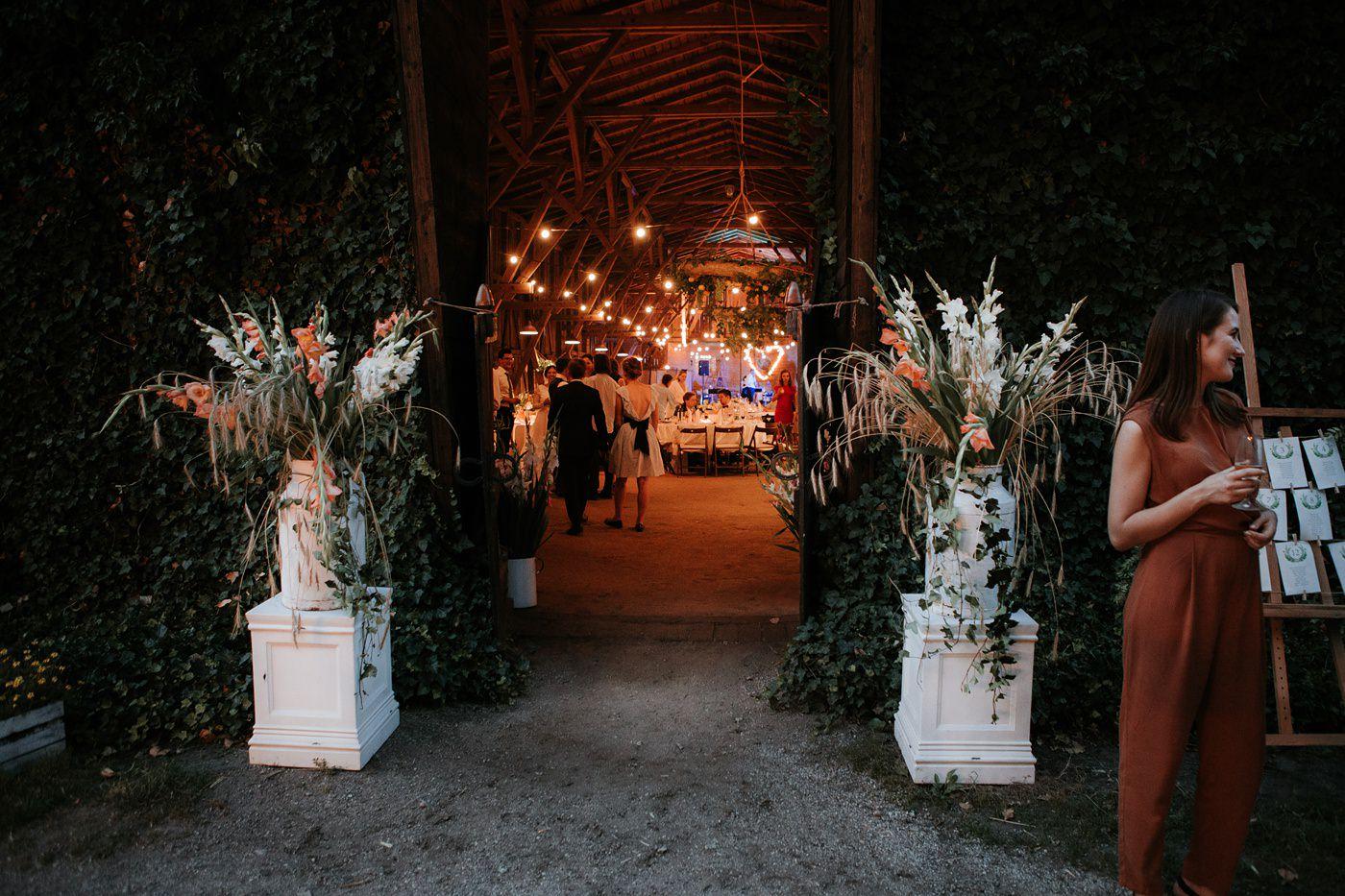 Dominika & Aleksander - Rustykalne wesele w stodole - Baborówko 115