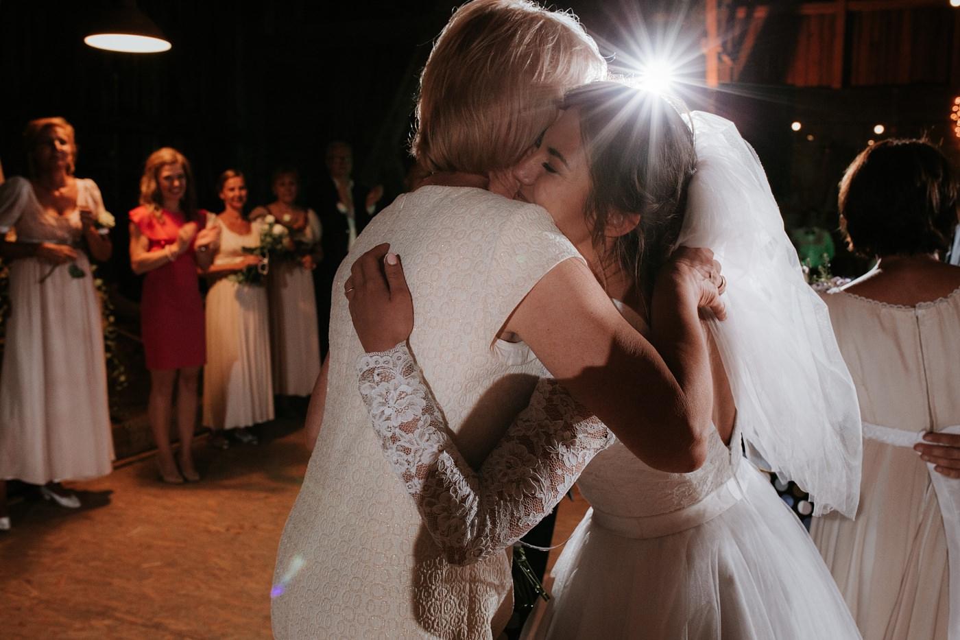 Dominika & Aleksander - Rustykalne wesele w stodole - Baborówko 121
