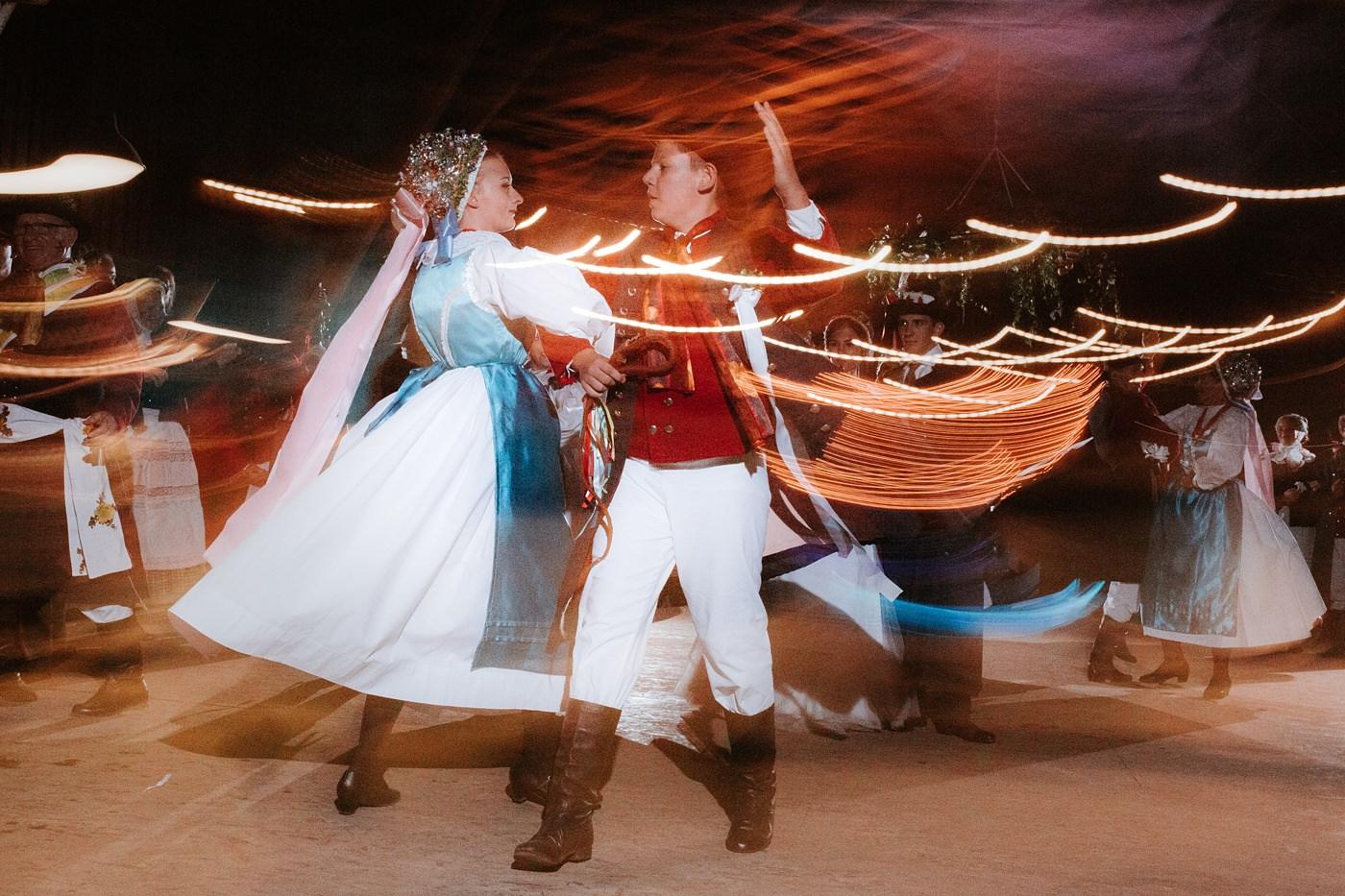 Dominika & Aleksander - Rustykalne wesele w stodole - Baborówko 143