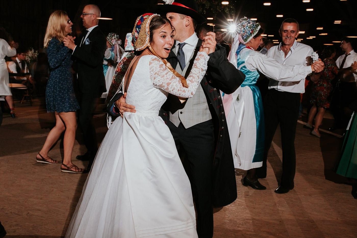 Dominika & Aleksander - Rustykalne wesele w stodole - Baborówko 144