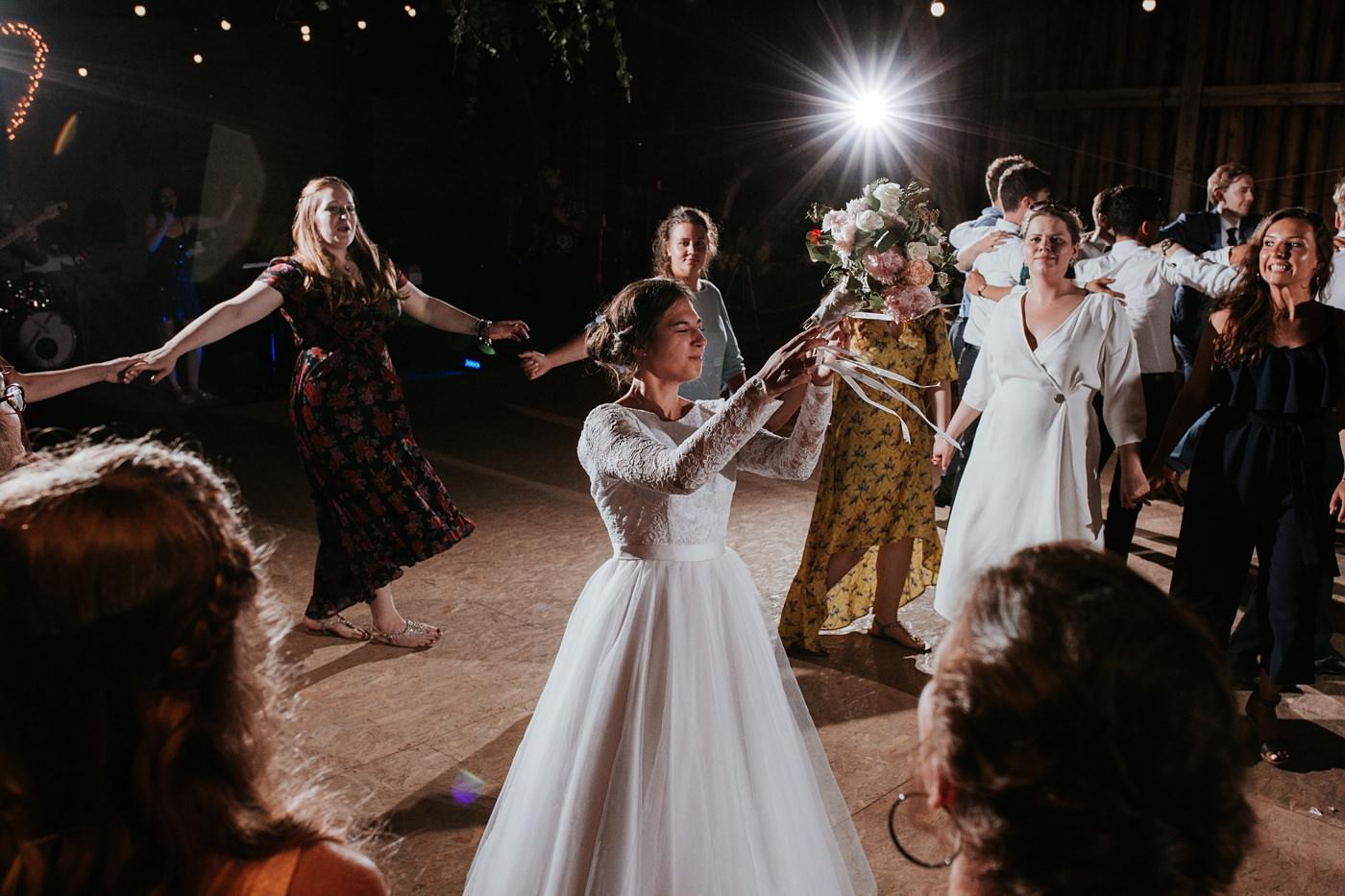 Dominika & Aleksander - Rustykalne wesele w stodole - Baborówko 146