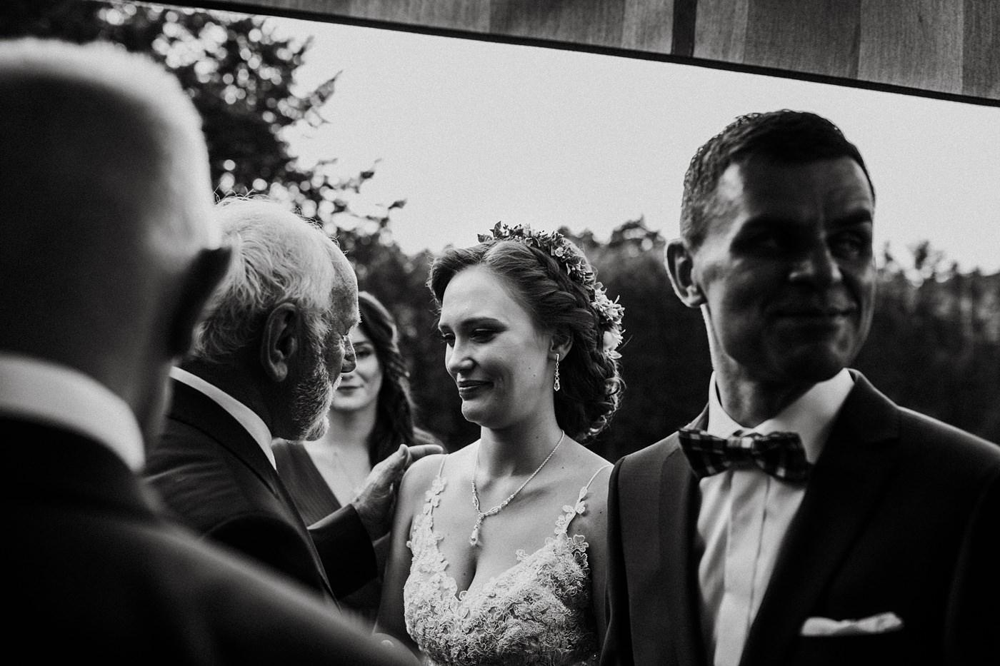 Anna & Wojtek - Ślub cywilny w plenerze - Barnówko w Sam Las 70