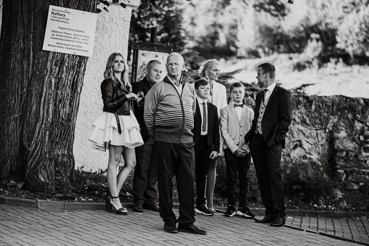 Martyna & Bartek - Wesele w Górach Sowich 37