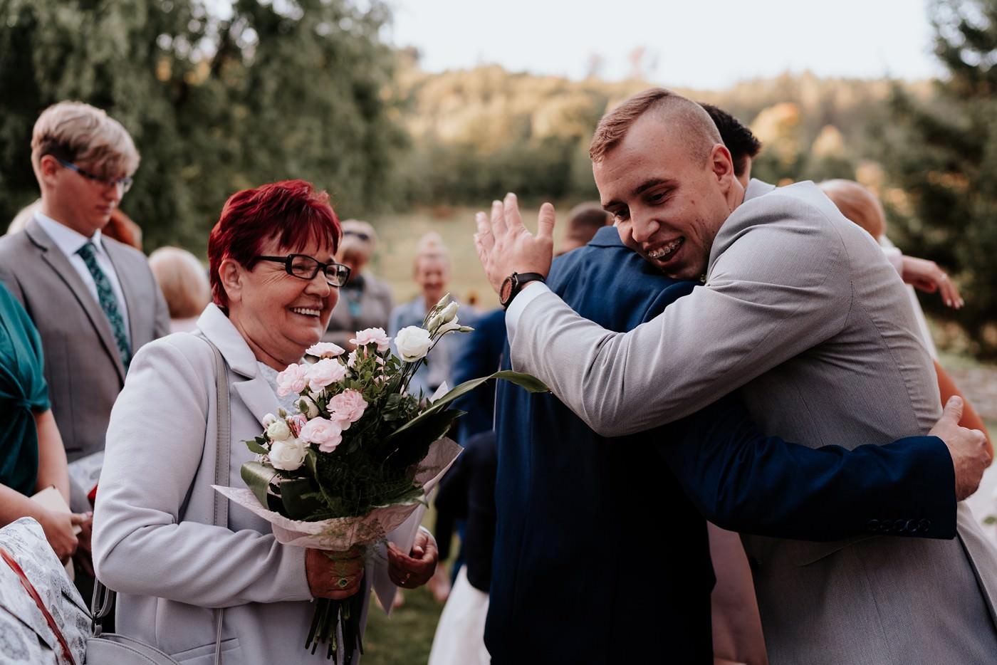 Martyna & Bartek - Wesele w Górach Sowich 57
