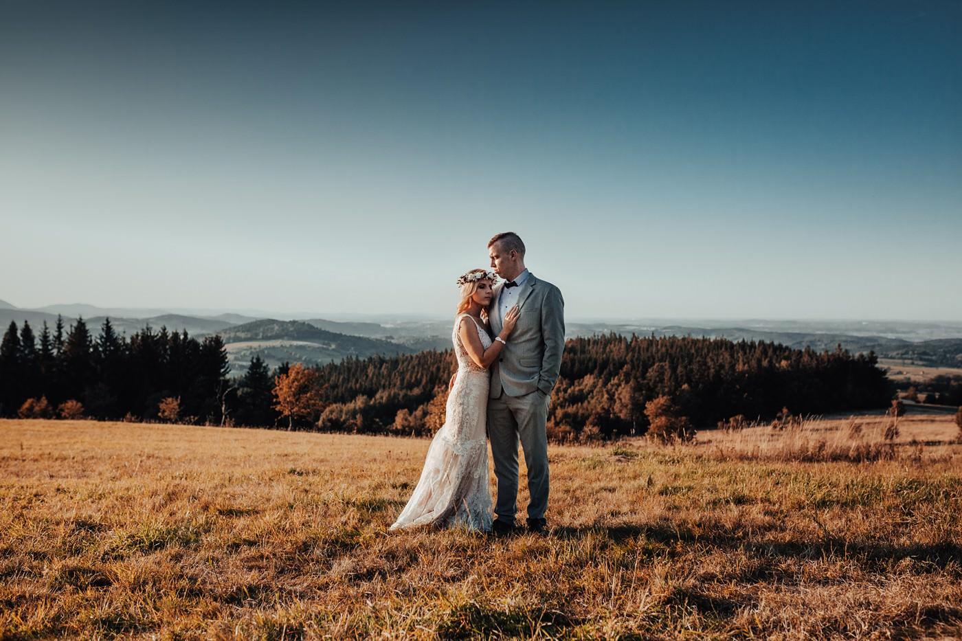Martyna & Bartek - Wesele w Górach Sowich 104